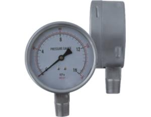 Capsule Low Pressure Gauges (MY-CBP)