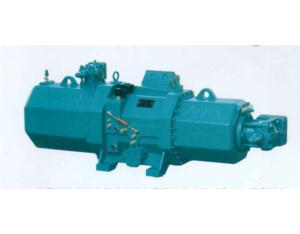 Semi-Hermetic Double Scroll Refrigeration Compressors