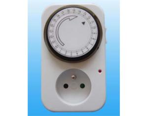 CE Approval French Type Mechanical Timer (TF-1)