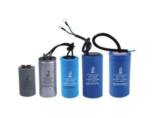 AC Capacitor (with UL, CQC, CE, SI9001 Approval)