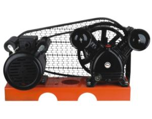 Skid-Mounted Air Compressor (WP2051)