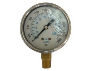 Liquid Pressure Gauge (MT-L-007)