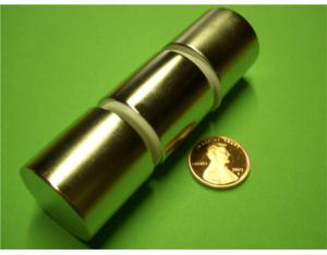 NdFeB Magnet1x1 Inch Round
