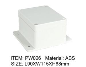 Plastic Waterproof Enclosure (PW026)