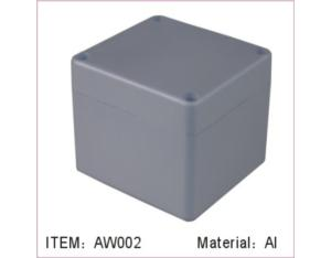 Aluminum Waterproof Enclosure  (AW002)
