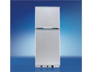 160L Double Door Gas Refrigerator