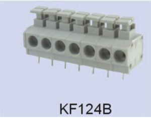 Screwless Terminal Blocks (KF124B)