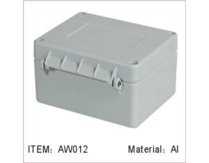 Aluminum Waterproof Enclosure  (AW012)