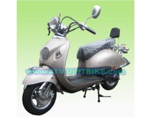 EEC Gas Scooter (50QT-E3) with EEC&COC Certificate