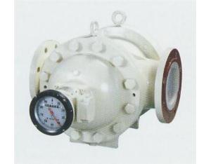 Double-Rotator Flowmeter