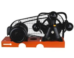Skid-Mounted Air Compressor (WP3065)