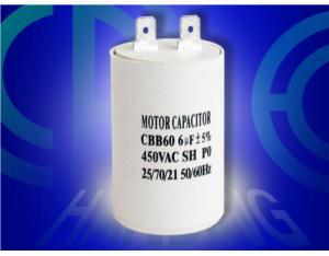 Run Capacitor (CBB60-A6)