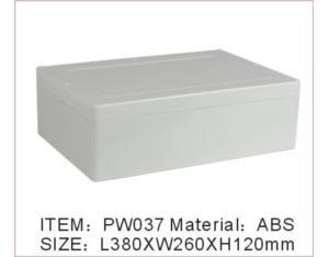 Plastic Waterproof Enclosure (PW037)