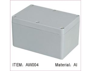 Aluminum Waterproof Enclosure  (AW004)