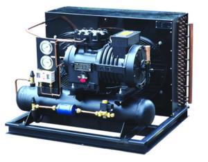 Hitach Air-cooled Condensing Units