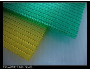 Polycarbonate Crystal Hollow Sheet -20