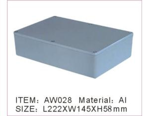 Aluminum Waterproof Enclosure-19