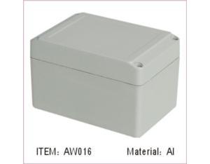 Metal Enclosure (AW016)