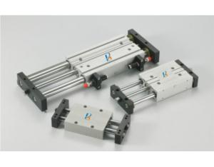 Air Cylinder / Pneumatic Cylinder Guided Rods (Px 25*50)