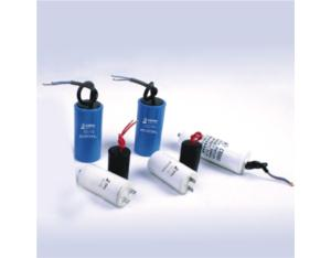 Motor Capacitor (with UL, CQC, CE, SI9001 Approval)