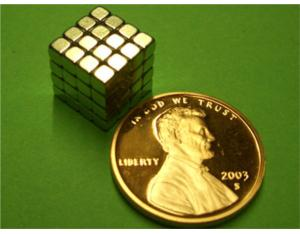 NdFeB Magnet0.125inch Cube