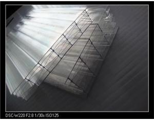 Polycarbonate Hollow Sheet -5