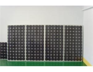 190W Monocrystalline Silicon Solar Panel