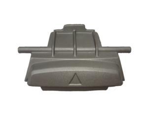 Aluminum Die Casting, Lawn Mower Cover (TA-P03)