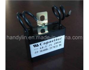AC Metallized Polypropylene Capacitor (CBB80-5)