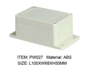 Plastic Waterproof Enclosure  (PW027)
