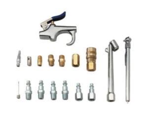 17PCS Inflation Kits, 17PCS Air Compressor Kits