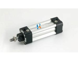 Air Cylinder/ISO VDMA6431 Cylinders Double Acting - Aluminum Extruded Body Air Cylinders (