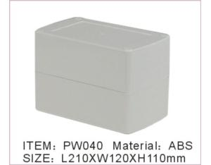 Plastic Waterproof Enclosure (PW040)