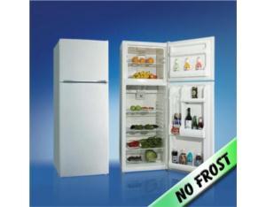 320L NO-FROST Double Door Refrigerator (BCD-320W)