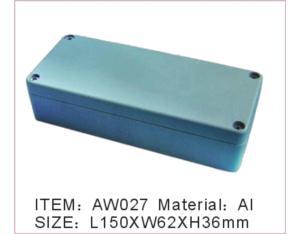 Aluminum Waterproof Enclosure-20