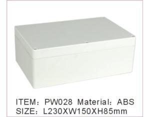 Plastic Waterproof Enclosure (PW028)