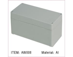 Aluminum Waterproof Enclosure (AW008)
