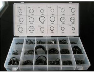 225pcs Retaining Ring Assortment (W8001)
