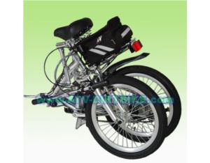 Folding Electric Bike (LB-002) with CE Approval