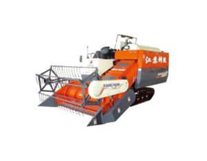 Full Feeding Axis Flow Multifunction Combine Harvester (4LL-2.2Z )