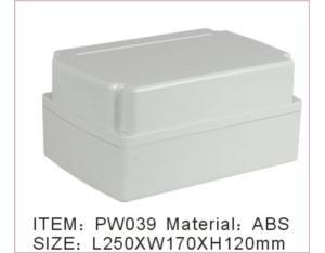 Plastic Waterproof Enclosure (PW039)