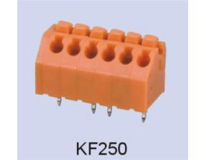 Screwless Terminal Blocks (KF250)