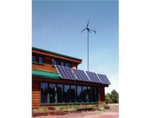 Wind and Solar Hybrid System (TZWS-2000)