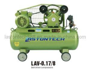 Reciprocating Air Compressor (LAV-0.17/8)