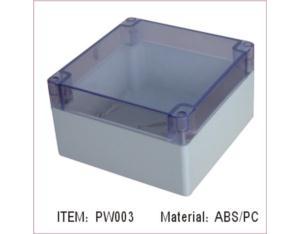 Plastic Waterproof Enclosure