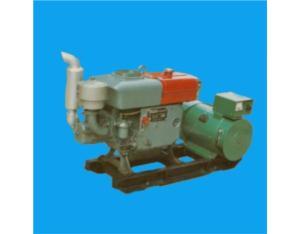 phase diesel generating set
