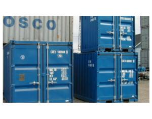 10' ISO Shipping Container