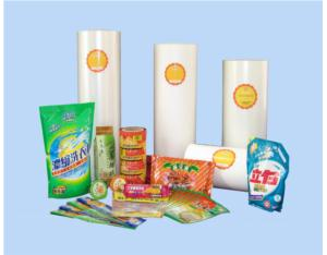 Co-Extruded Film for Composite Packaging