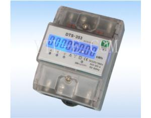 Meter for Electricity 1