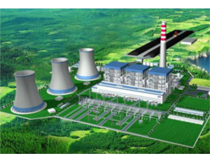 Coal-fired power stations